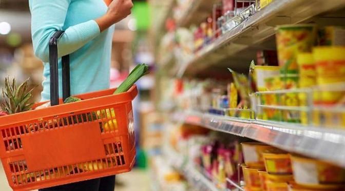 La inflación de agosto fue del 2,7% y acumuló un incremento del 18,9%