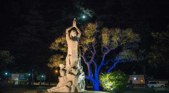 El Paseo de los Poetas revalorizado y con nuevas luminarias