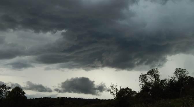 Hay alerta por tormentas en Córdoba