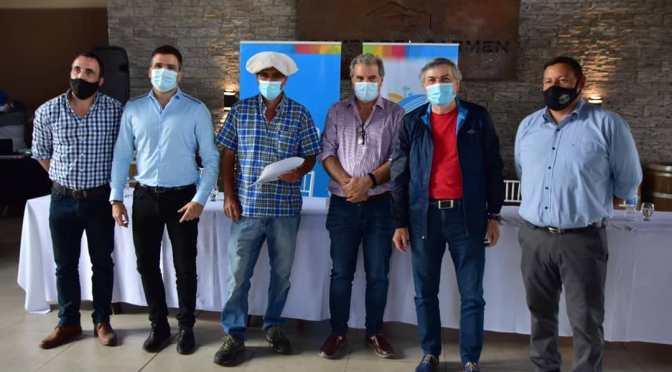 Familias afectadas por los incendios recibieron nuevas asistencias