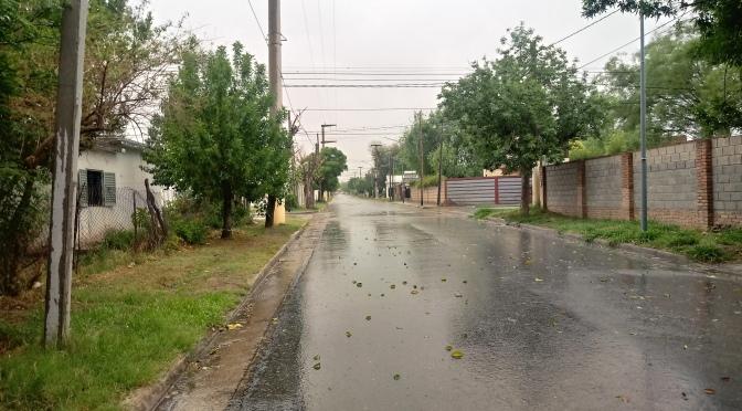 Cambio de tiempo: alerta por tormentas en Córdoba