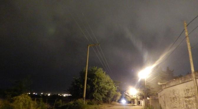 Rige en la provincia, alerta amarillo por tormentas