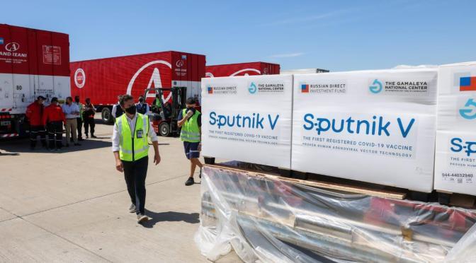 Llegada de la Sputnik V: las claves para el comienzo de la vacunación