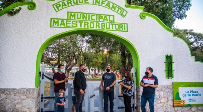 Puesta en valor del Parque Infantil de Alta Gracia