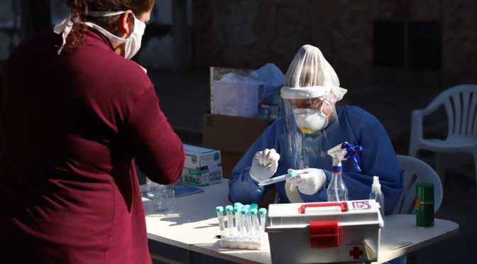 Jornada con 31 casos de Covid-19 en Alta Gracia y 3 en Los Aromos