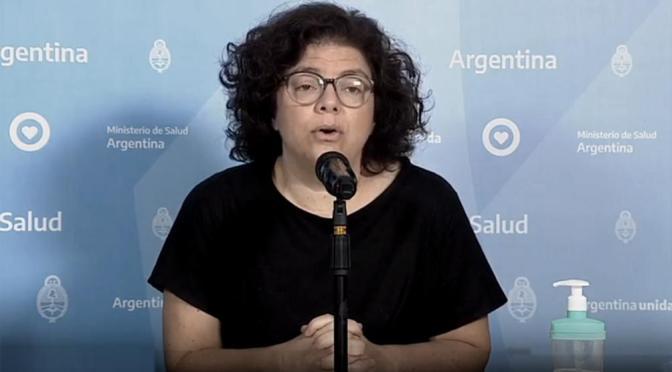 Vacunas VIP: Carla Vizzotti es la nueva ministra de Salud de la Nación