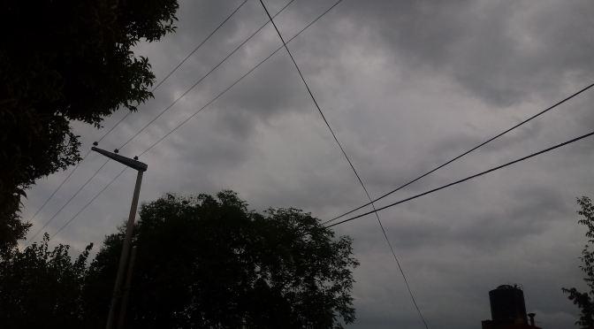 Alerta amarillo por tormentas en Córdoba