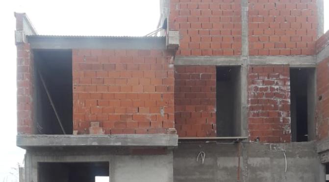 Falleció un trabajador en una obra en construcción del complejo Tres Gracias