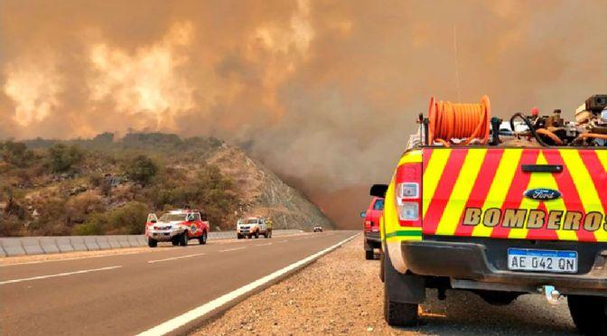 """Malestar entre los bomberos por la creación de """"brigadas paralelas"""""""