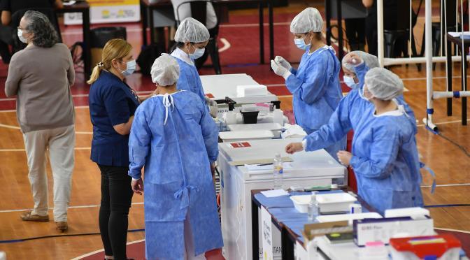 Córdoba empieza a vacunar a mayores de 60 sin comorbilidades