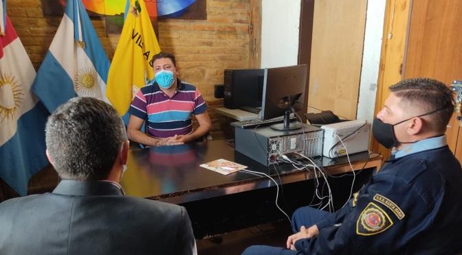 Villa del Prado: se pidió por mayor presencia policial en la localidad