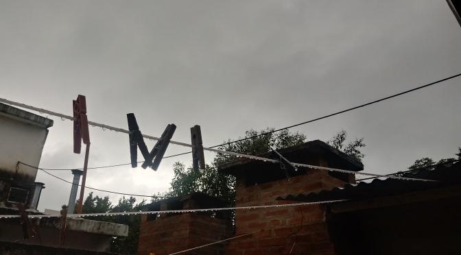 Rige alerta amarillo por tormentas en Córdoba