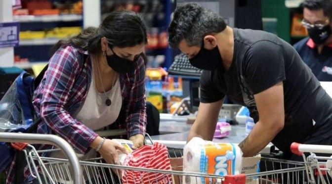 La inflación no se detiene: el Indec informó una suba del 4,8% en marzo
