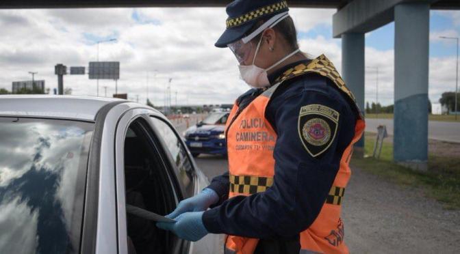 Piden reducir el costo de las multas de la Caminera en Córdoba